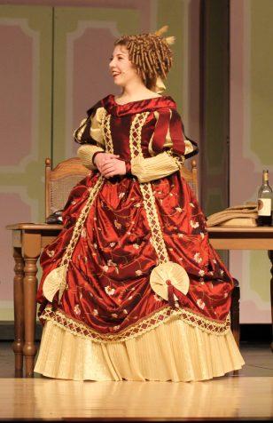 Charlottes Banquet dress