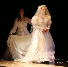 Ella and Marie at the wedding, Cinderella