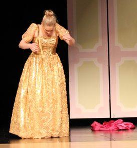 transformed, Cinderella