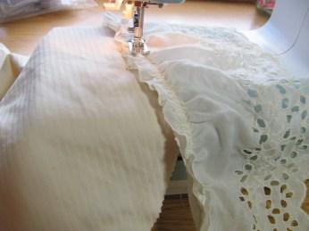 stitch on trim