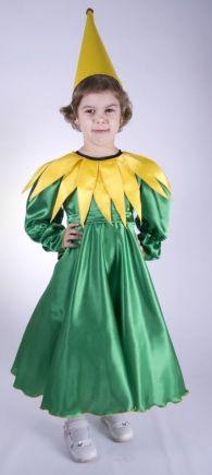 Costum de floarea soarelui