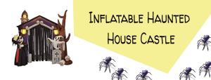 Inflatable Haunted House Castle