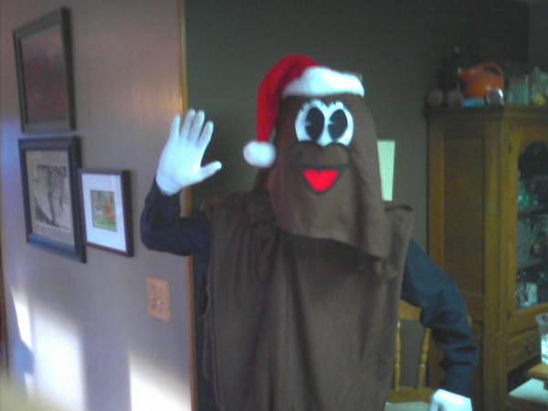 Costume South Park Hankey Mr