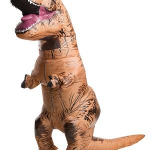 Adult Inflatable Jurassic World T-Rex Costume