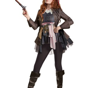 Captain Jack Sparrow Deluxe costume for Women