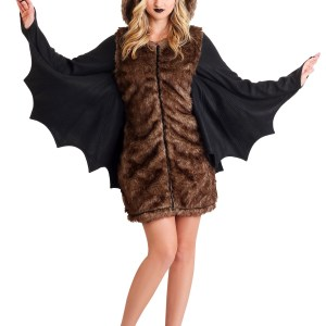 Deluxe Women's Bat Costume