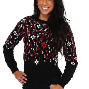 Harley Quinn Diamond Women's Ugly Christmas Sweater XS S M L XL XXL XXXL 1X 2X 3X