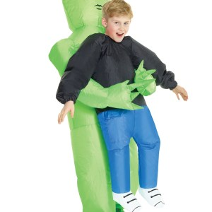 Inflatable Alien Pick Me Up Child Costume