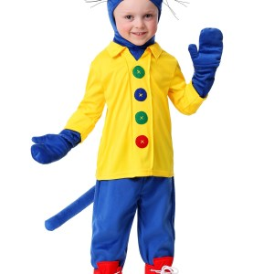 Pete the Cat Toddler's Costume