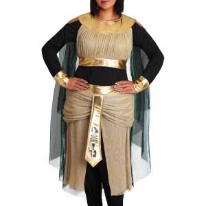 Women's Bastet Goddess Plus Size Costume 1X 2X