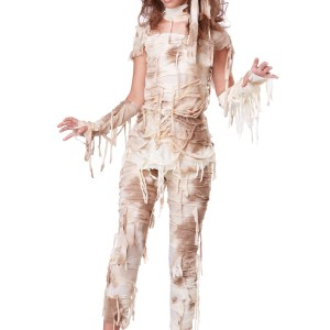 Mysterious Mummy Costume for Teens