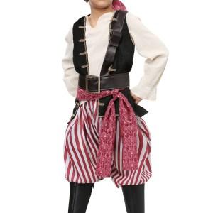 Battlin' Buccaneer Costume for Boys