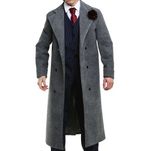 Cold Blooded Mobster Costume for Men