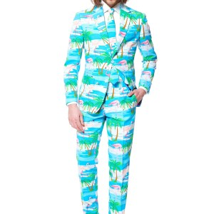 Men's OppoSuits Flamingo Suit