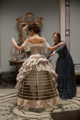 """Keira Knightley dans """"Anna Karenine"""""""