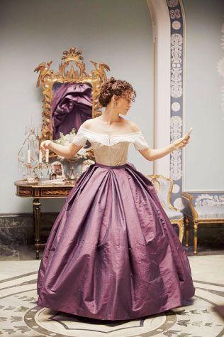 """Keira Knightley dans """"Anna Karenine"""