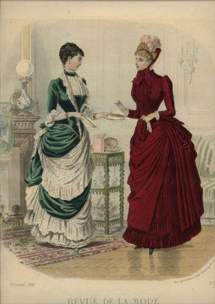 Gravure de mode 1870-1880 (19)