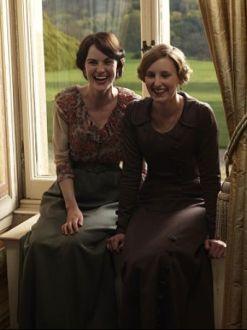 Sur le tournage de Downton Abbey (25)