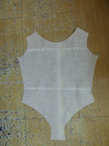 Front Bodice Pattern