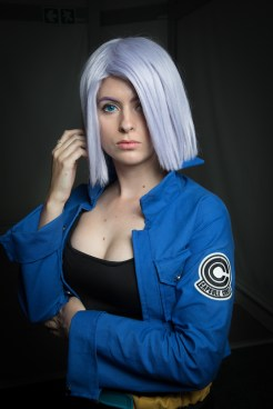 Cosplayer: @jaimieleekearney Character: Trunks From: Dragon Ball Z Photographer: @cosweplayproject