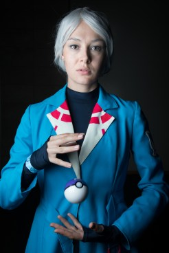 Cosplayer: @GaleforceCosplay Character: Blanche From: Pokemon Go Photographer: @cosweplayproject