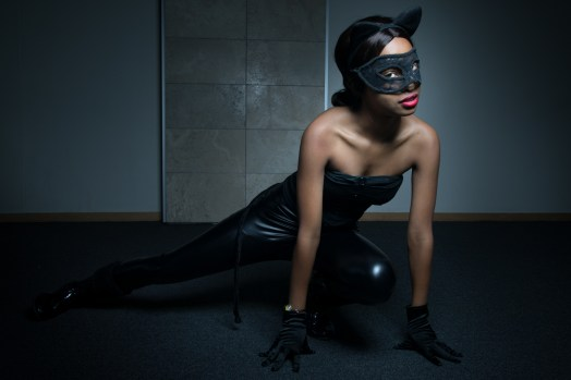 Cosplayer: Hannah R Seconds Character: Cat Woman From: DC Comics Photographer: @cosweplayproject