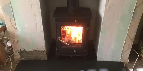 Hetas Wood burner installers in Taunton
