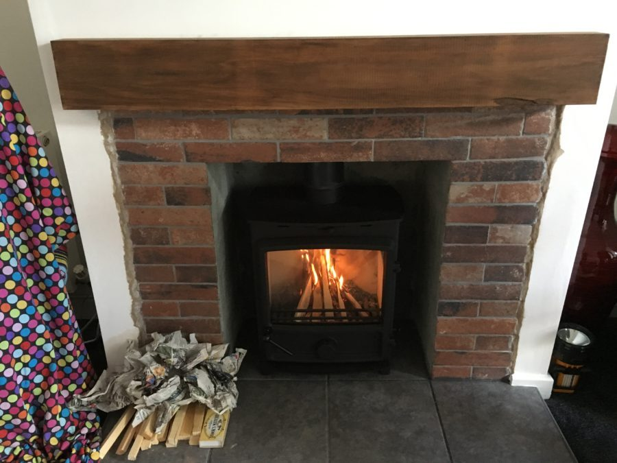 Wood Burning Stove Installation In Taunton Cosy Stoves