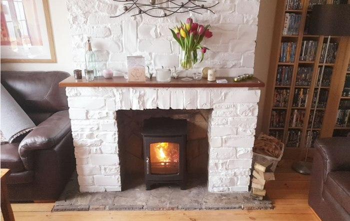 Woodburner Installation in Westonzoyland