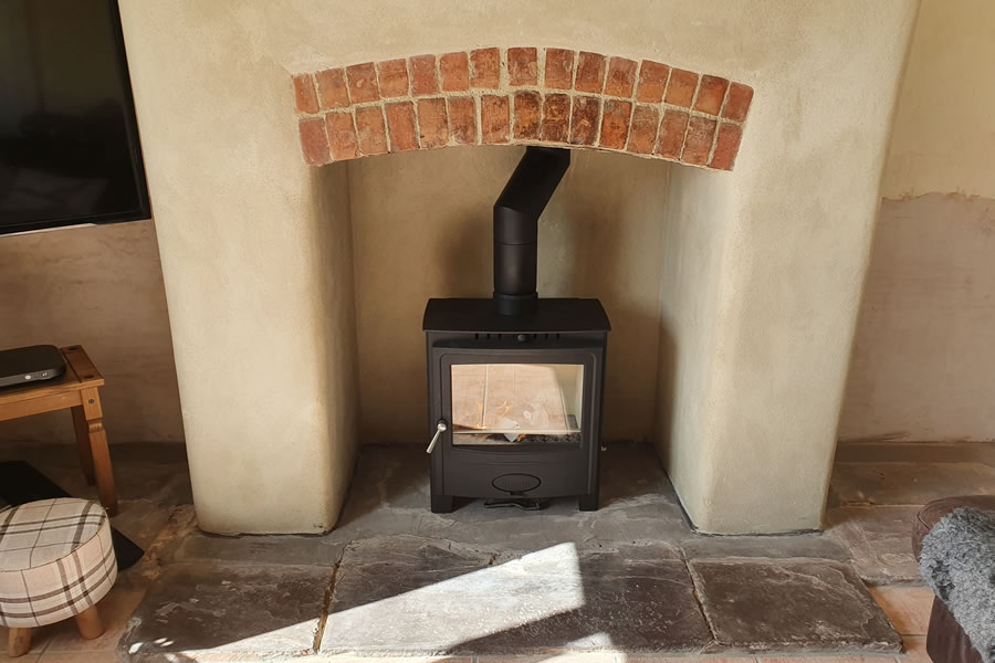 HETAS Woodburner Installer in Dulverton