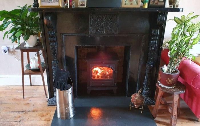 HETAS woodburner installers in Woolavington