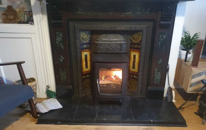Victorian Fireplace Installation in Wellington