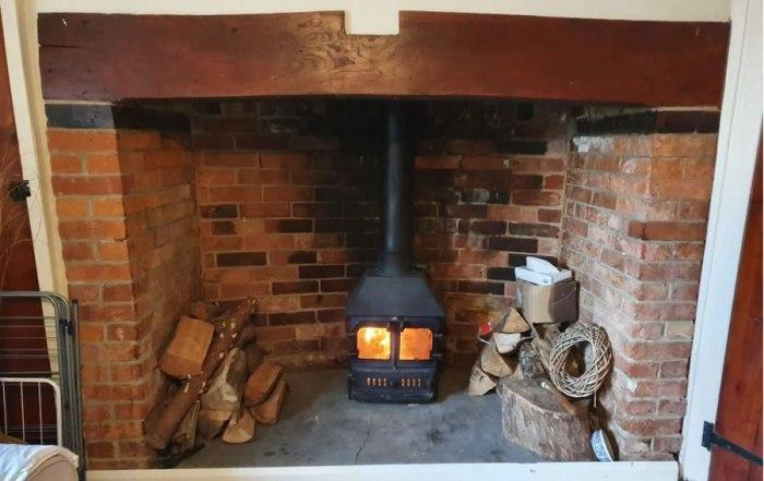 HETAS woodburner installer in Chard