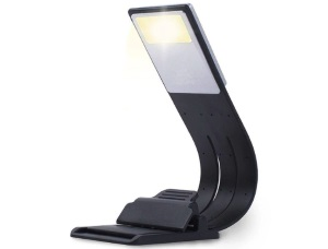 AoliPlus Clip Reading Book Light Review