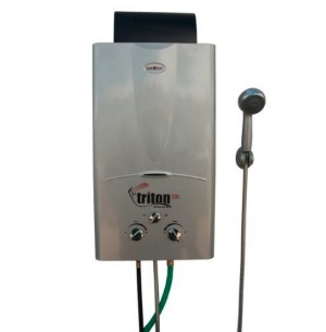 Camp Chef Triton tankless water heater review