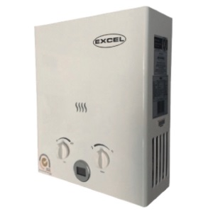 Excel tankless water heater review