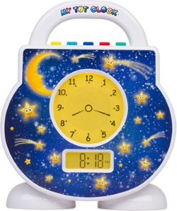 My Tot Alarm Clock Review