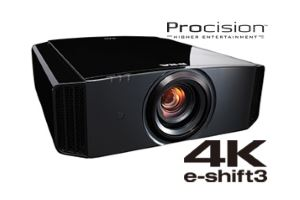 JVC DLAX500R Home Theater Projector with 4K e-shift3 Review