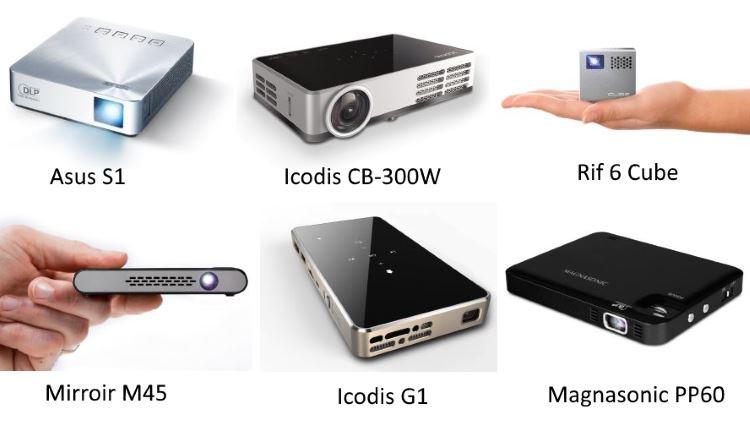 Best Pico Projectors