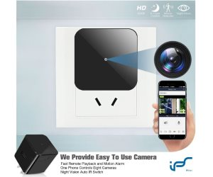 IPS IP Smart 1080p Wifi Spy Camera Review