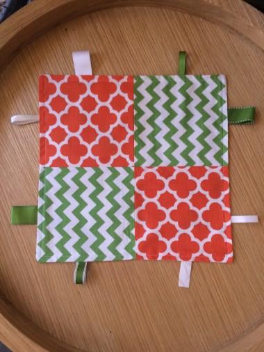 2-colour patchwork
