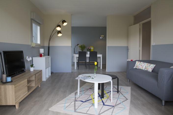 Avec Dijon Habitat redécorez votre appartement