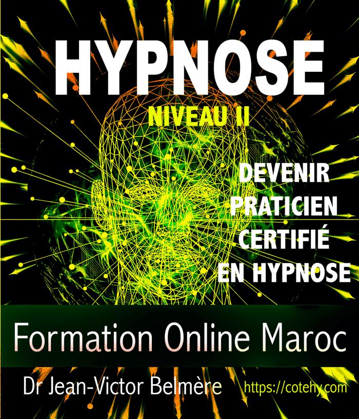 Certification Praticien en Hypnose Cycle I niveau II