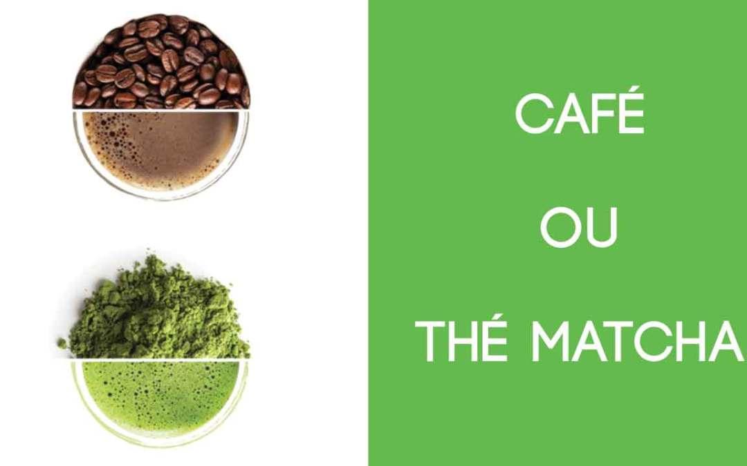 Pourquoi Remplacer le Café par du Thé Vert Matcha ?