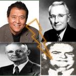 Les 4 auteurs qui m'ont le plus influencé