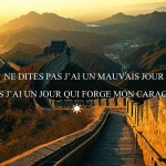 Citations quotidiennes