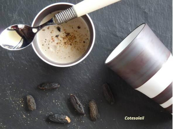 Cappucino shitakés