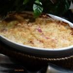 gratin-de-chayote-aux-lardons