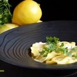 Ravioles au citron (Anna Bini)