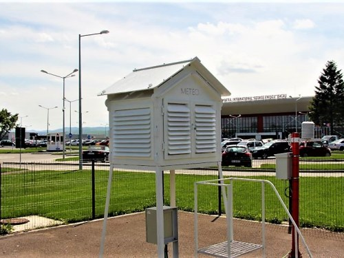 Meteorological Shelter